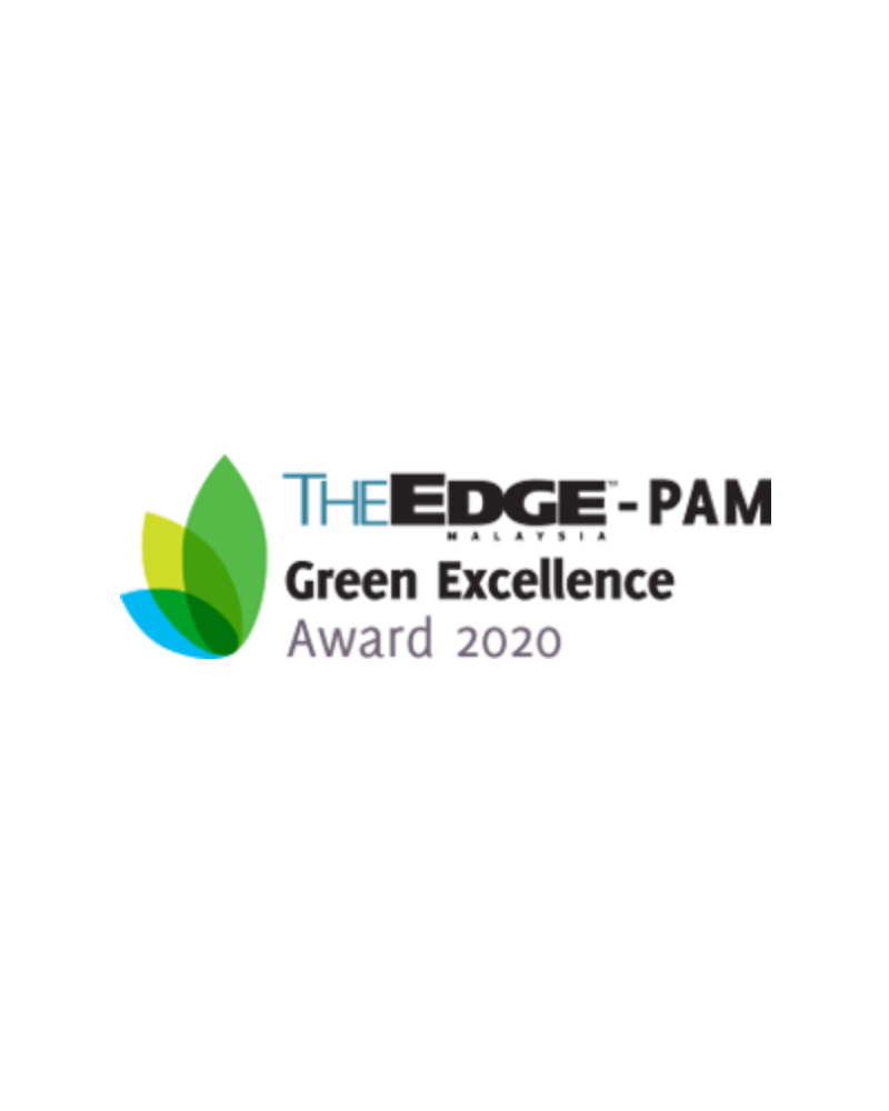 The Edge Malaysia-PAM Green Excellence Award 2020